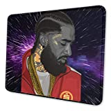 Nip-Sey Hus-SLE Mouse Pad Laptop Gaming Home Office Computer Accessories Personalized Rectangle Anti-Slip Rubber
