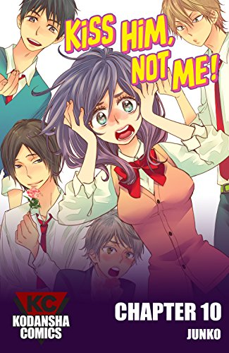 Kiss Him, Not Me #10 (English Edition)