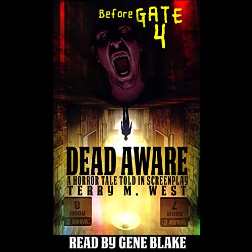 Dead Aware audiobook cover art