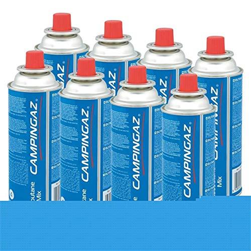 Campingaz Ventil-Gaskartusche CP 250-450ml Isobutane Mix (8er Pack)