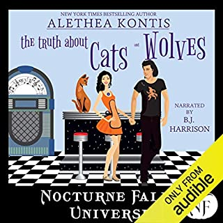 The Truth About Cats and Wolves cover art