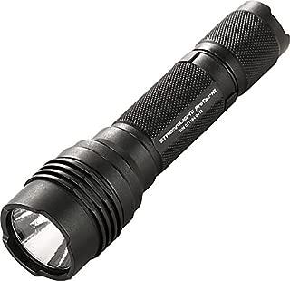 Streamlight 88040 ProTac HL 750 Lumen Professional Tactical Flashlight with High/Low/Strobe w/2 x CR123A Batteries - 750 Lumens