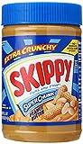 Skippy Peanut Butter Super Chunky, 16.3 oz (Pack of 2)