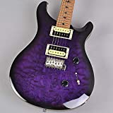 PRS ポールリードスミス エレキギター SE Custom 24 Roasted Maple Limited Purple Burst