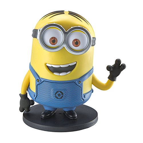 Despicable Me Minions Bluetooth Wireless Speaker Minion Bob...