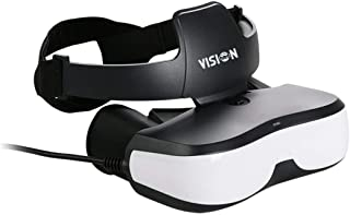 VISIONHMD Bigeyes H1 584PPI 2.5K Equivalent Screen 3D Video Glasses with HDMI Input