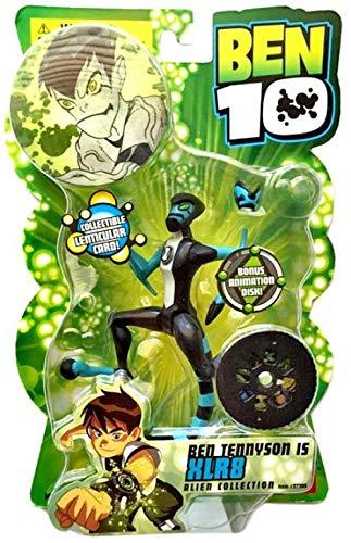 Ben 10 (Ten) 4 Inch Alien Collectible Action Figure XLR8
