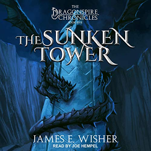 The Sunken Tower audiobook cover art