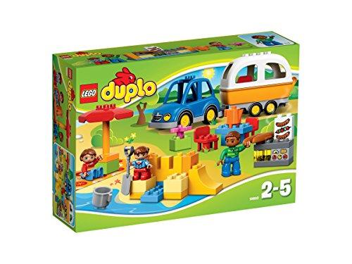 LEGO Duplo Ville - 10602 - Jeu De Construction - L'Aventure Au Camping