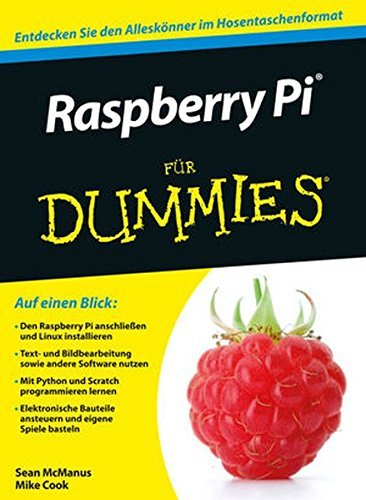 Raspberry Pi Fur Dummies (F??r Dummies) by Sean McManus (2014-03-12)