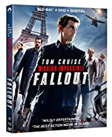 Mission: Impossible: Fallout [Blu-ray]