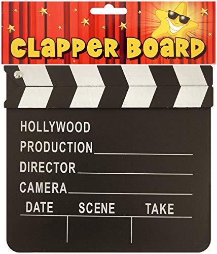 Hollywood Wooden Mallet Board pack de 1 Black