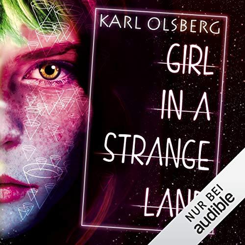 Couverture de Girl in a Strange Land