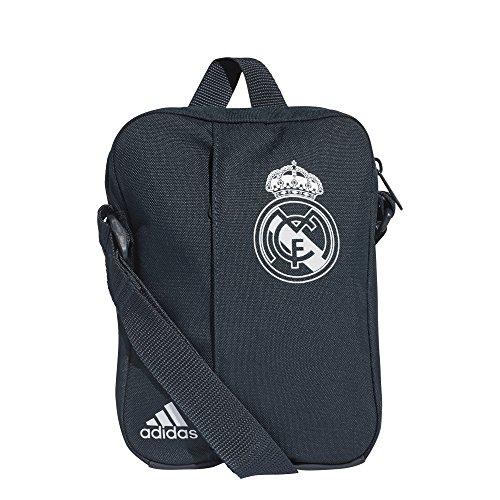 Adidas Real Organiser Umhängetasche, 25 cm, Grau (Ónitéc/Blabas)