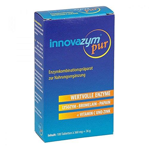 Innovazym pur Magensaftresistente Tabletten