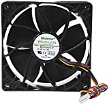 6500U/min Fan für Antminer D3/L3+/S9/T9/S7/X3/Z9Erupter ASICMINER NIDEC Ultraflo v12e12bs1b5–07
