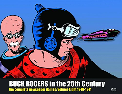 Image of Buck Rogers in the 25th Century: The Complete Newspaper Dailies Volume 8