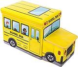 Bieco 04000506 - Caja para juguetes con asiento (aprox. 55 x 26,5 x...