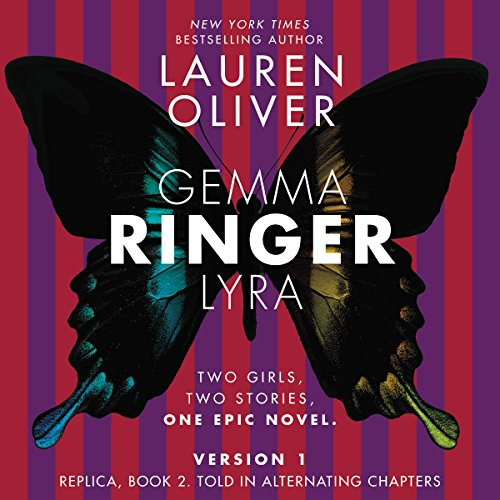 Ringer, Version 1 audiobook cover art