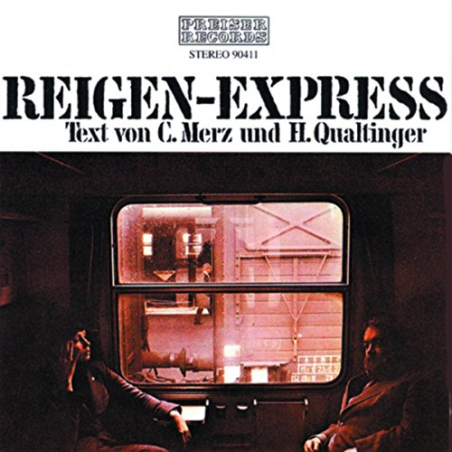 Reigen-Express audiobook cover art