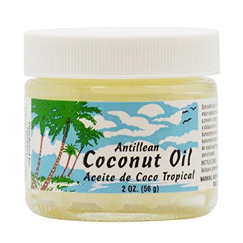 Antilles Huile Noix De Coco 118,3ml Aceite Coco
