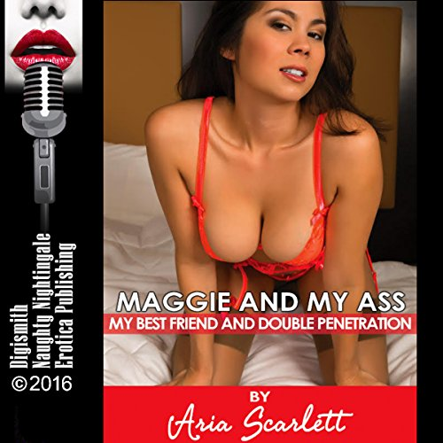 Maggie and My Ass audiobook cover art
