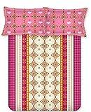 Premium 144 TC - 100% Cotton - Bombay Dyeing Double Bedsheet