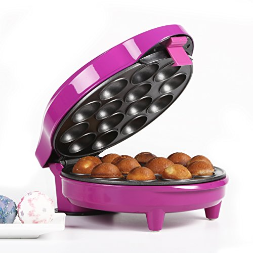 Holstein Housewares HF-09014M Fun Cake Pop Maker - Magenta