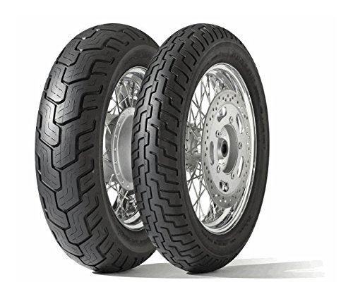 DUNLOP - Neumático CUSTOM D404F 110/90-16 M/C 59P TT