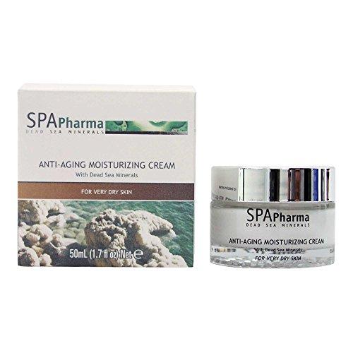 Creme SPA Pharma - Anti âge jour et nuit - minéraux mer morte 50ml - pour peaux très sèche