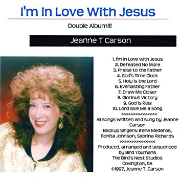 I'm in Love With Jesus / Hymns of the Heart
