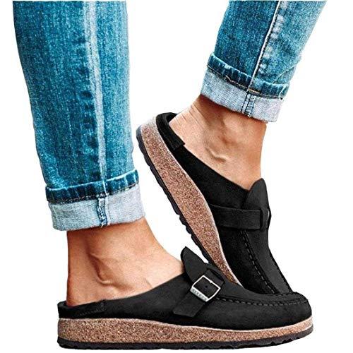 Zuecos Zapatos  marca SOFIALXC