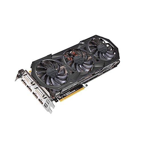 GIGABYTE ビデオカード Geforce GTX980搭載 オーバークロックモデル GV-N980G1 GAMING-4GD
