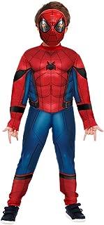 Regina 109007.0, Fantasia Avengers Homem Aranha Luxo 2, Multicor