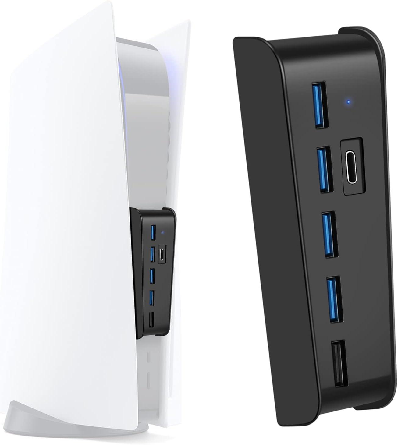 TNP Spasm price PS5 USB Hub 3.1 security C Type Transmi Extension High-Speed