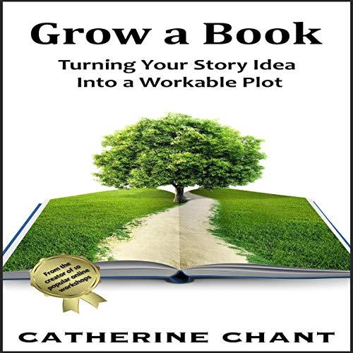 Grow a Book audiobook cover art