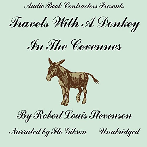 Travels With a Donkey in the Cevennes Audiobook By Robert Louis Stevenson cover art