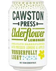 Cawston - Sprankelende vlierbloem limonade - Blikken - 330ml x 24