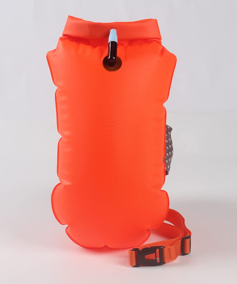 Swim Bouy with Storage Space A surprise price is realized Dry Inflatable Online limited product Safety Bag Floa