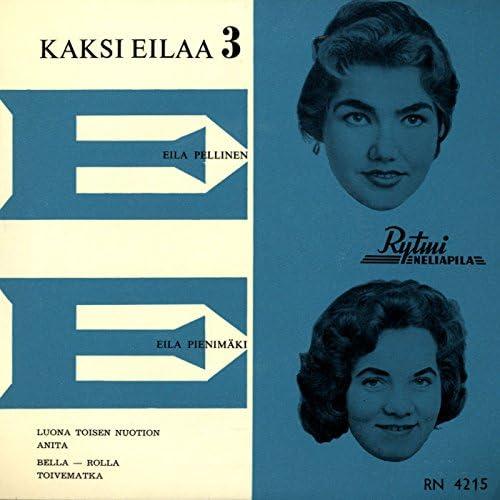 Eila Pellinen & Eila Pienimäki