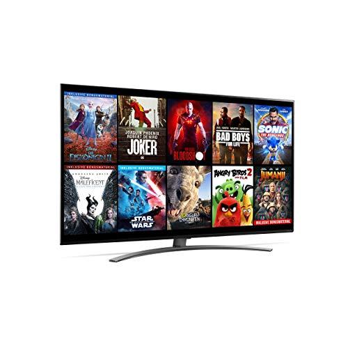 LG 55NANO867NA 139 cm (55 Zoll) NanoCell Fernseher 100 Hz [Modelljahr 2020] - 2