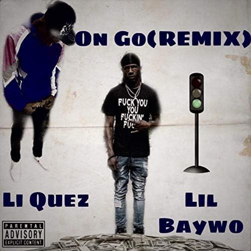 LilBaywo feat. Lil Quez