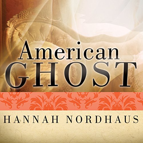 American Ghost audiobook cover art