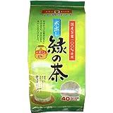 あさみや 国産水出し緑の茶 袋6g×40