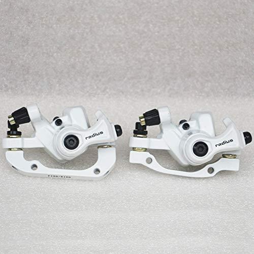 HGYIN-Disc brake Radius Juegos de Frenos de Disco MTB Pinzas mecánicas Accesorios...