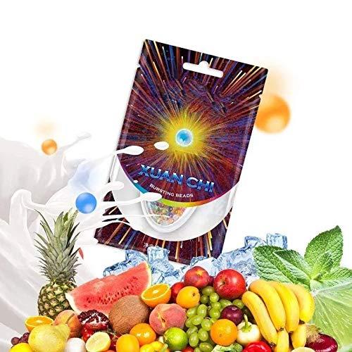 Warring States 100st Menthol Filter Tips DIY Cigarette Pops Pärlor Frukt Smak Mint Smak Mentha Cigaretter Hållare Smak Hållare Filter