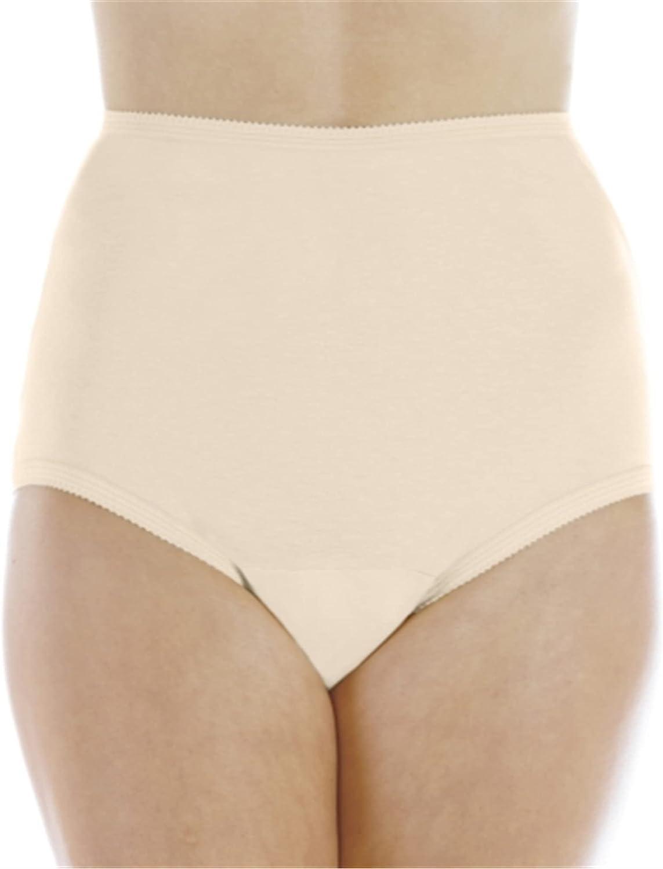 Wearever 3-Pack Women's favorite Pastel Cotton Comfort Absorben Regular Tampa Mall