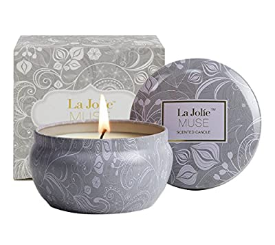 Aromatherapy Scented Candles Blue