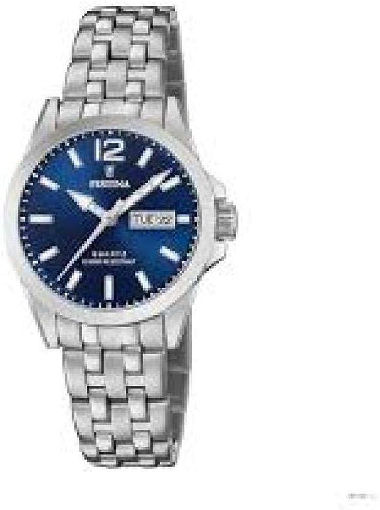 Festina orologio analogico donna in acciaio inossidabile F20455/3