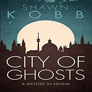 City of Ghosts audiobook cover art